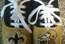 Sole Creations / Hand Painted Shoes for the nerd/fans within us!!