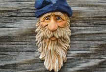 Wood, Bone, Clay Carvings & Sculptures / Any thing wood, bone, clay.