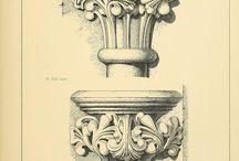 Capiteles y tallas