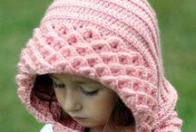 winter mutsen en sjaals
