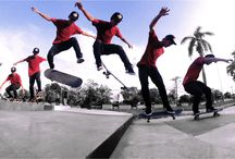 Photography / Skateboarding