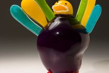 Thanksgiving Holiday Fun / Activities, home decor and cafe treats at Museum of Glass, plus arts and crafts ideas for the whole family! / by Museum of Glass