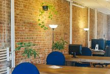 Coworking North America / Coworking spaces in North America