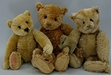 dolls and bears / by Terri Larson