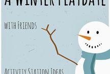 Play date ideas / by Allison Silverman