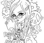 Colouring Pages / Anime, spiderman, my little pony colouring pages for Kids, colouring pages for adults