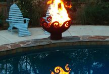 Firebowls and Pools