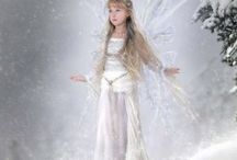 Fairies, Nymphs & other wee folk