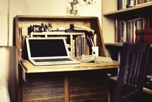 Workspace Inspiration / by Chio Lasso