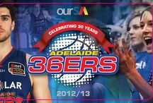 2012-13 Season 30th Anniversary / 30th Anniversary of the Adelaide 36ers