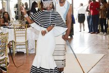 xhosa bridal wear