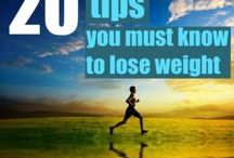 A better me / Weight loss, New Year's resolutions, making changes, healthier choices