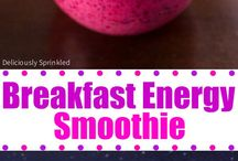 Energy smoothies