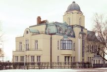 Historical Finnish architecture