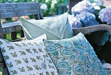 Pillows / Fun and creative pillows that you can make, sew, or simply beautiful pillows that I love!