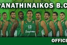 Οne Love..One Team..Panathinaikos / A board to remember the greatest moments of this team and the reason I love Panathinaikos!