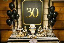 cumpleaños 30 hombre