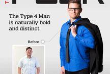 Dress Your Truth Type 4 For Men Carol Tuttle / Dress Your Truth Type 4 For Men Carol Tuttle