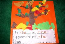 Fall Kindergarten Ideas