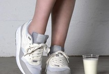 & A P P A R E L / Stripes jeans leather sneakers and other stylish coolness / by Sophi Deinum