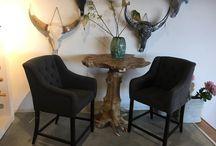Eetkamer Stoelen / Heerlijke eetkamerstoelen, om lekker na te tafelen of een prachtige sfeer te creeeren.