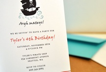 Bday Party themes / by Amber Charlson