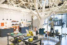 pop up store ideas boutiques / Pop up store