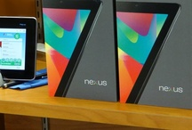 Nexus 7 / Info and help on how to use the new Nexus 7 tablet now available at the Alpine TEC Store in Elkader, Iowa.