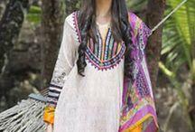 Anaya Embroidered Collection 2015