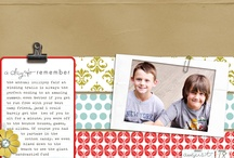 Scrapbooking/Cards / by Shannon Bush