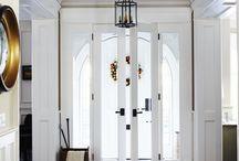 Lights / Entrance