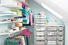 organized wardrobe ideas