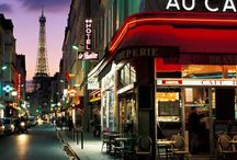 Paris, je t'aime / by Ana
