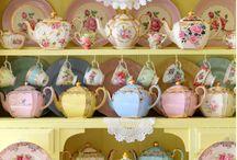 Waoh colección de teteras