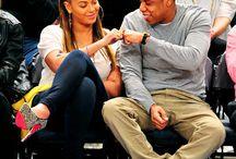 Mr & Mrs Carter.