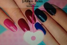 Nails / This is a pin on Nails and beuaty. Ideas on nails, and pedicure colours and styles.
