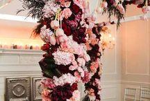 Марсала и розовый