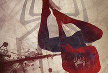 Spider-man (movies + cómics)