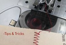 Sewing - Techniques