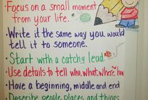Anchor Charts 3rd Grade / by Missy Stufflebean