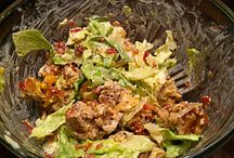 LC-Salads / by Tammy Brannon