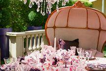 weddings // table settings / by Arvee Marie Arroyo