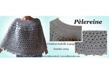 ♡ poncho haken / crochet poncho