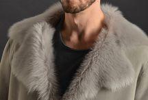 Men's Shearling Coats / Finest shearling and sheepskin coats for men