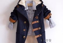 Chłopięce ubrania