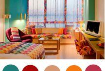 paredes cores