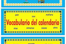 Calendar/Calendario / #1 site for dual language materials. The Learning Patio is a subscription website for printable dual language materials.Become a member and have access to 1000's of pgs. International Subscriptions are welcomed and processed through Pay Pal Visit our partner site Bilingual Planet www.bilingualplanet.com