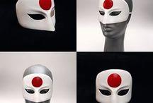 Katana cosplay