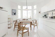Scandinavian style / Home decoration