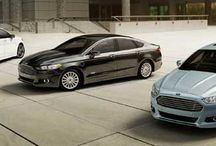 Ford Fusion / Great photos of the award winning Ford Fusion sedan.